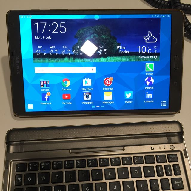 Samsung Tab S 8.4 LTE