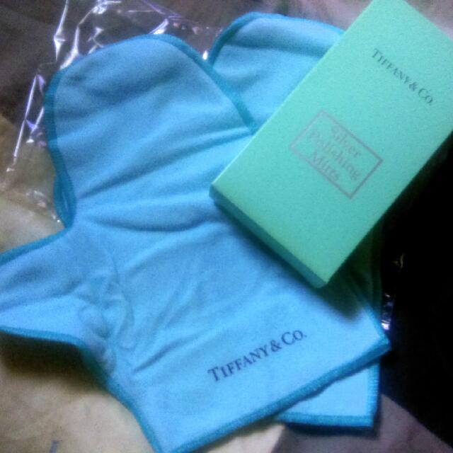Tiffany & Co 蒂芬妮 拭銀手套