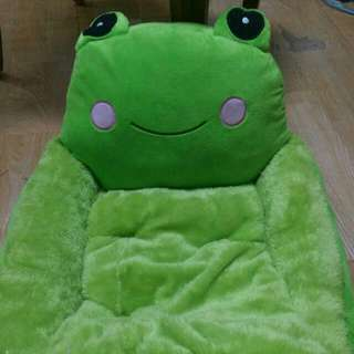 全新青蛙小床