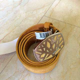 Brand New Authentic Timberland Leather Belt