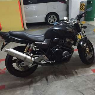Honda CB400 Super 4 Spec 2 - $6500