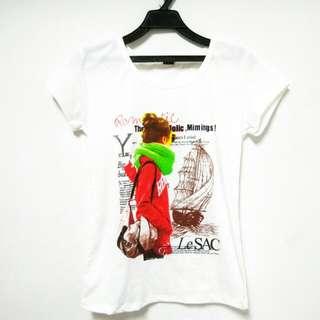 [全新] T恤