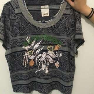 Gozo T恤