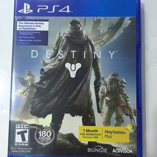 Preowned PS4 game - Destiny