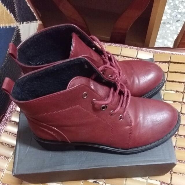 韓版馬丁鞋