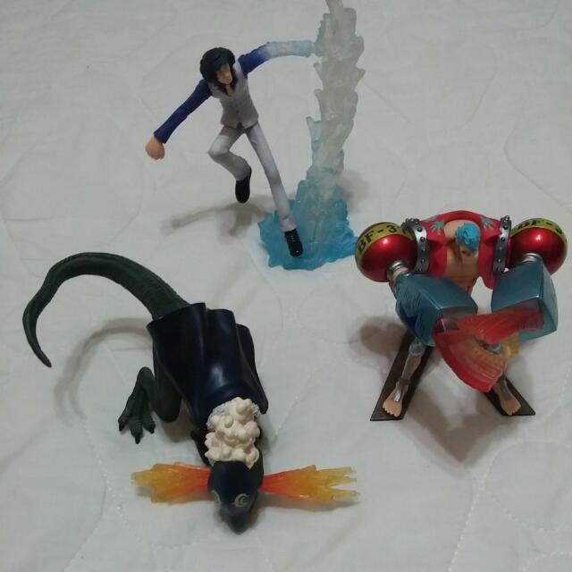 海賊王 航海王 公仔 模型 玩具