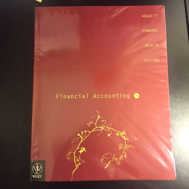 Financial accounting books stationery textbooks on carousell photo photo photo photo fandeluxe Images