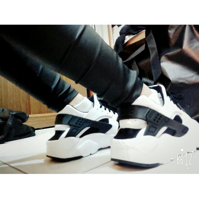 Nike Air huarache 黑武士/白武士/熊貓配色 (保留)
