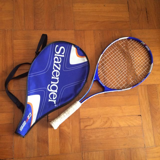 Slazenger Tennis Racquet and Case