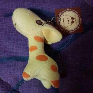 長頸鹿娃娃 李光洙 玩偶吊飾