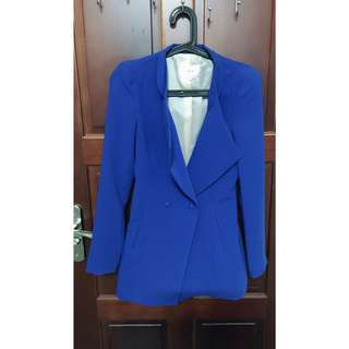 韓組西裝外套《二手》穿過ㄧ次
