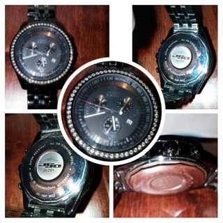 Vintage JoJo Rodeo Diamond Watch