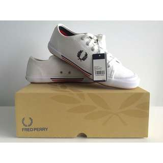 Fred Perry Vintage Tennis Canvas Sneakers/ Shoes
