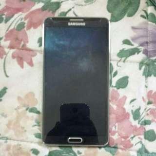WTT Samsung NOTE 3 4G(32gb) Local SET