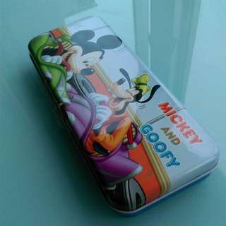 Disney Mickey and Goofy鉛筆盒✨