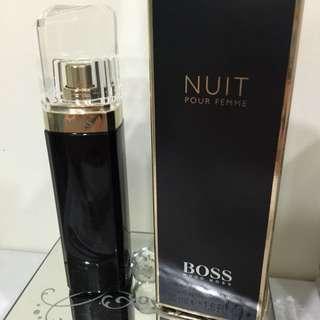 Hugo Boss Nuit女香 50ml