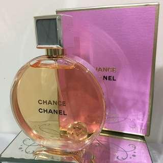 Chanel Chance 橘瓶 100ml