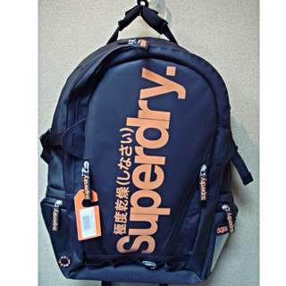 Superdry後背包