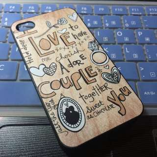iPhone4 4s 手機殼 保護殼 硬殼