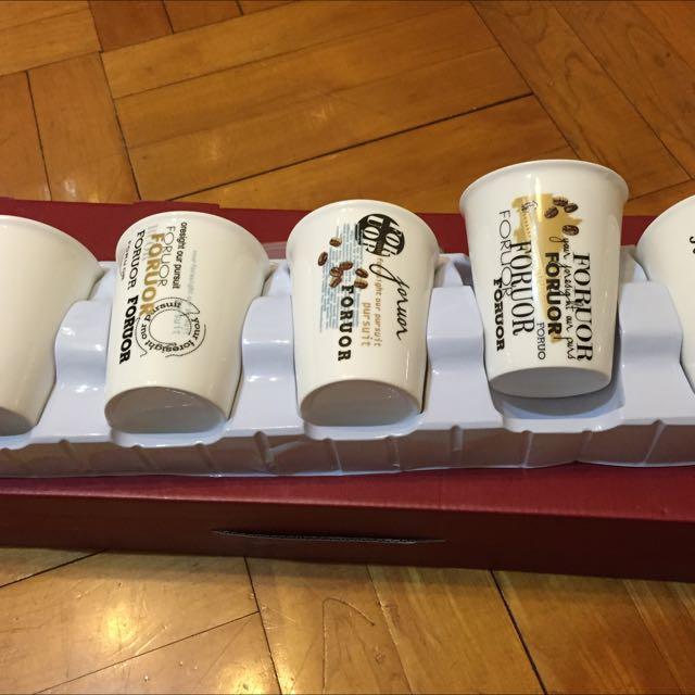 陶瓷杯設計組一入5個