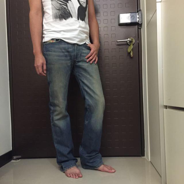 29'Diesel男牛仔褲