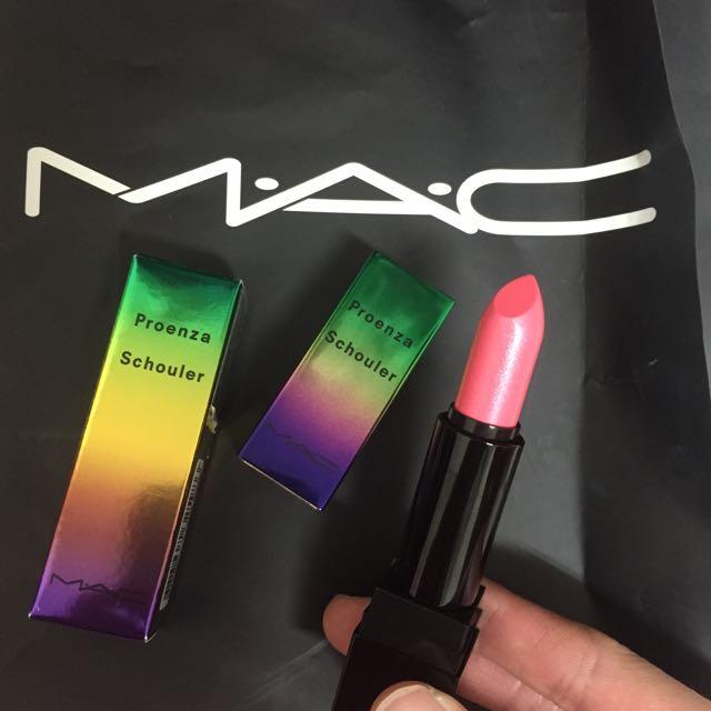 MAC設計師限量時尚專業唇膏