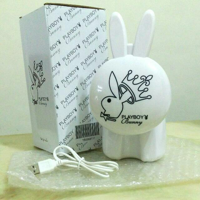 PLAYBOY兔觸控LED檯燈