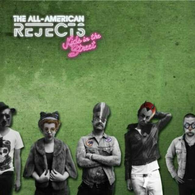 The All-American Rejects / Kids In The Street