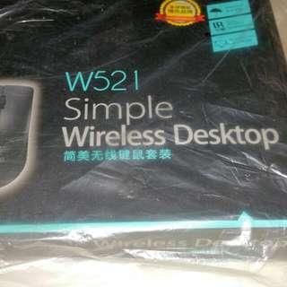BNIB wireless Keyboard With Mouse For Smart TV, Desktop