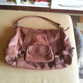 SPECIAlL PROMO - Vintage Leather Bag
