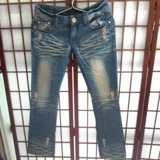 牛仔褲×2
