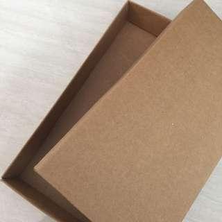 Looking For Plain Kraft Box