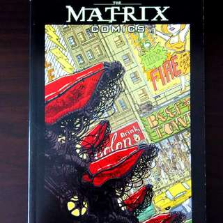 The Matrix Comics