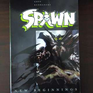 Spawn New Beginnings Comics
