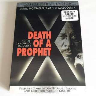 Death Of A Prophet Original DVD