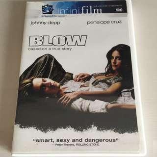 Blow Original DVD