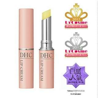 全新 日本DHC 純橄欖精華護唇膏