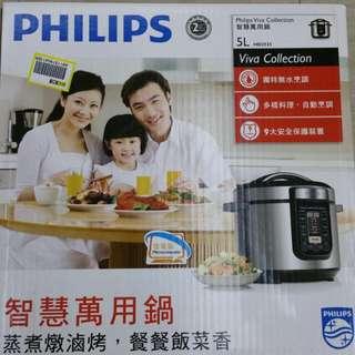 Philips 智慧萬用鍋