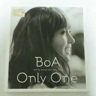BOA Only One Album