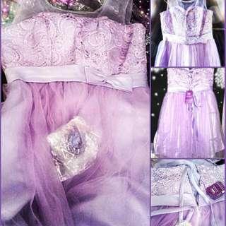 (Fast Deal $20)BN Purple Dress