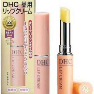 日本帶回,全新DHC純橄情護唇膏