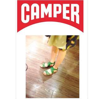 西班牙品牌-CAMPER涼鞋