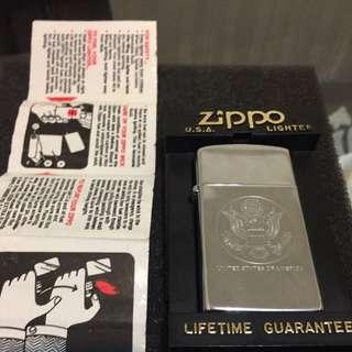 Zippo 早期時代的收藏新品