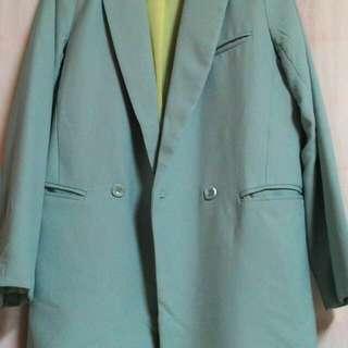 長袖西裝外套
