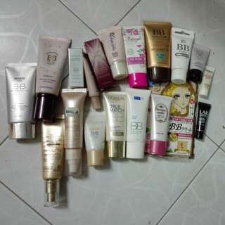 All Kinds Of BB CREAMs Make Good Makeup Primers No Need To Buy Special Primers If Your Skin Is Oily Nothing Will Hold Back The Oil