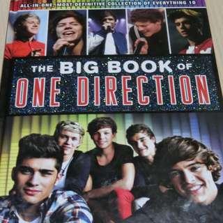 (9成新)日本帶回_One Direction一世代:出道全紀錄