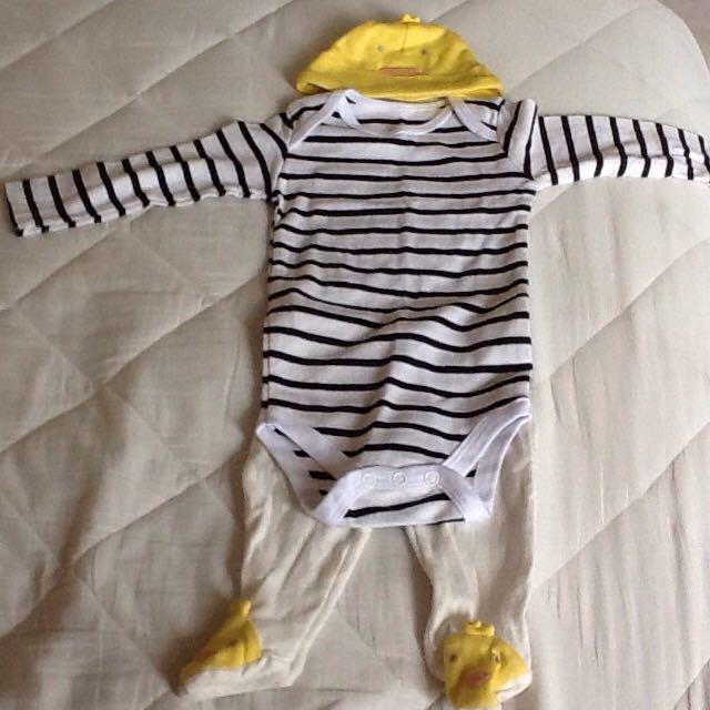 2手冬季嬰兒衣服