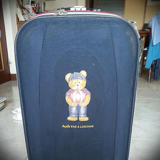 超好用大容量行李箱