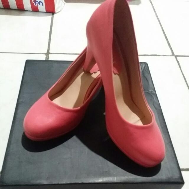 桃紅高跟鞋 ❤