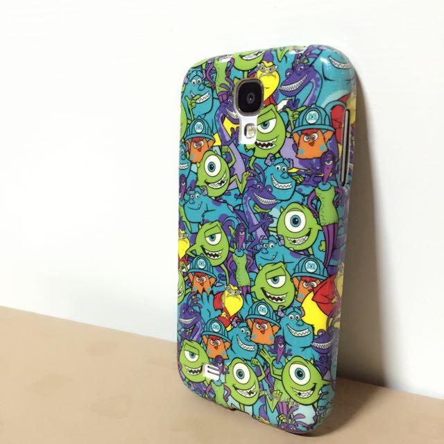 ✨降價✨怪獸大學手機軟殼 S4
